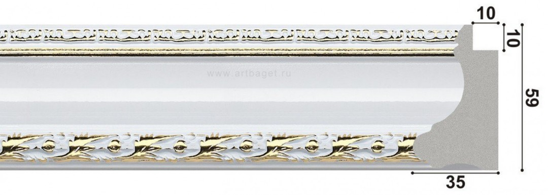 Багет 250-01 (продан)